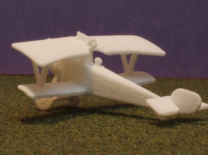 Nieuport 11 3d printed 1:144 Nieuport 11 print