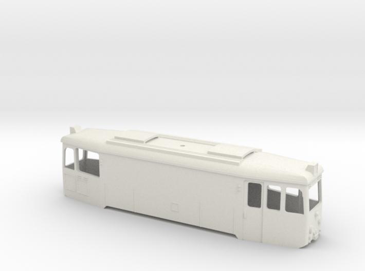VBLu ATW 62 Wagenkasten 3d printed