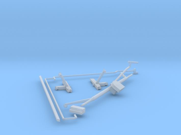14-J Mission-Quad 1 Parts 3d printed
