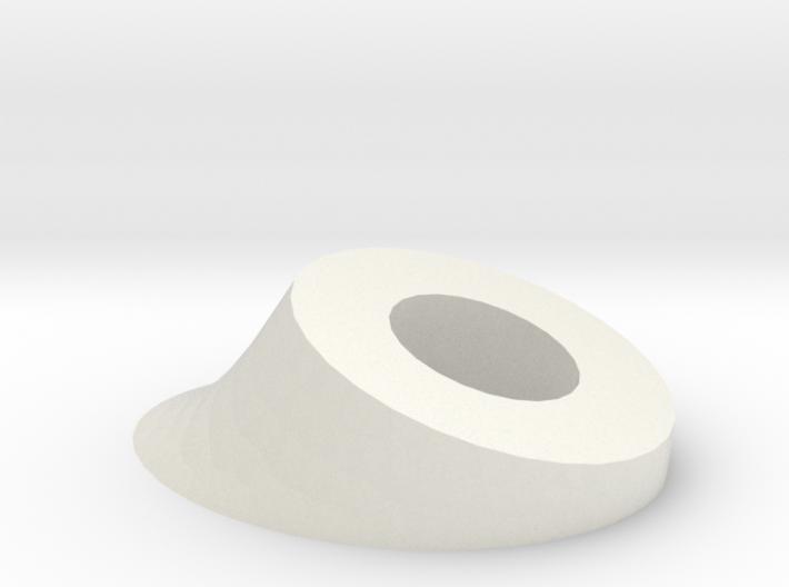 Ear Base 3d printed