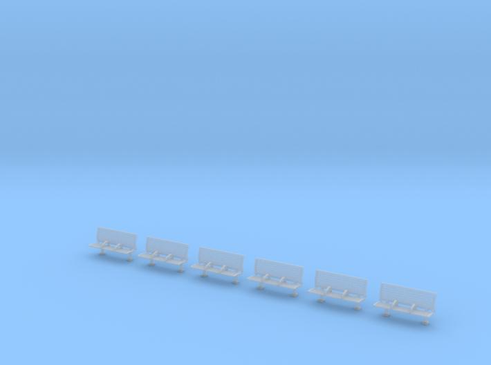Perron bankje - versie B 3d printed