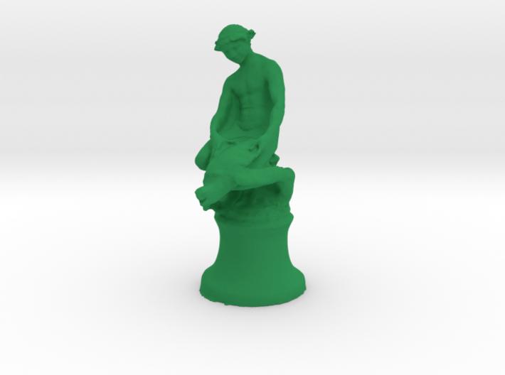 Turtle Boy 3d printed
