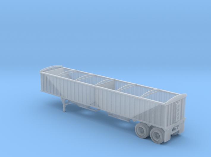 N-Scale CPS-Manac 40' Grain Trailer 3d printed