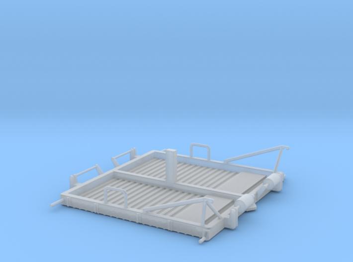 01-Folded LRV - Central Platform 3d printed