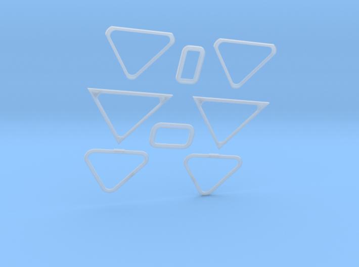 10-Windows 3d printed