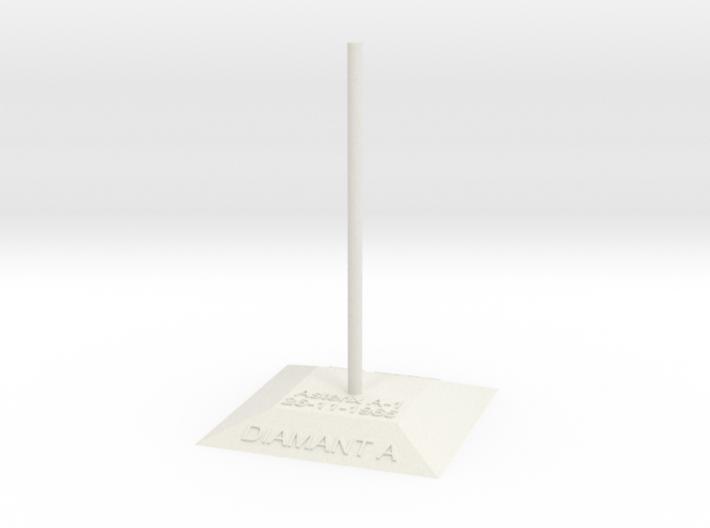 10-Socle 3d printed
