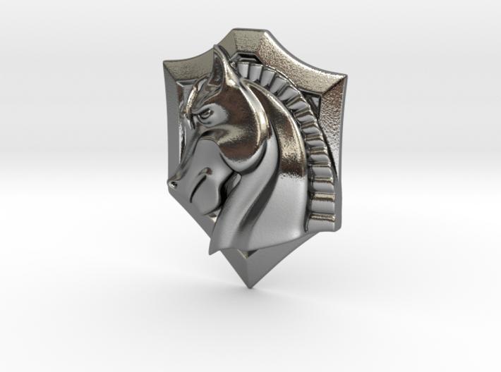 Knight Dream(emblem) 3d printed