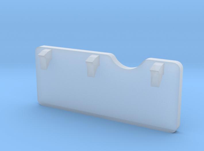 F08B-Folded Panel 6 Table 3d printed