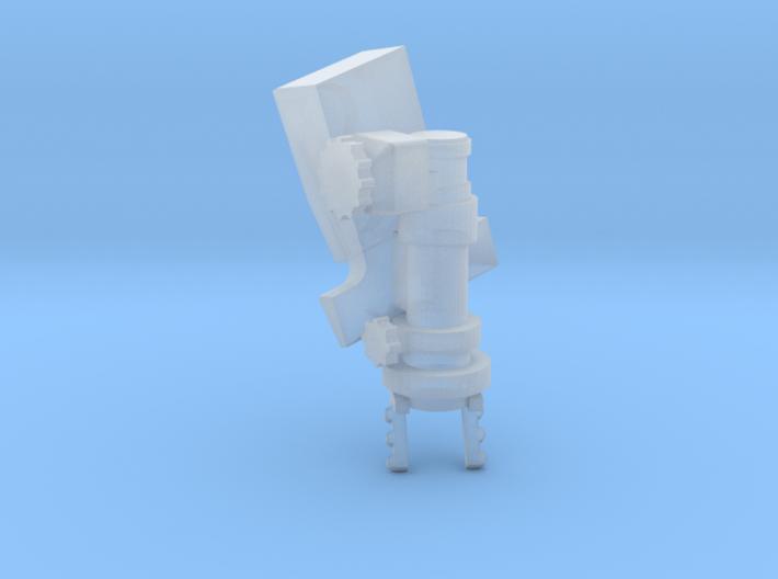 F02-COAS 3d printed