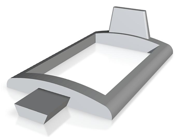 Controller desk mount Part 3 3d printed