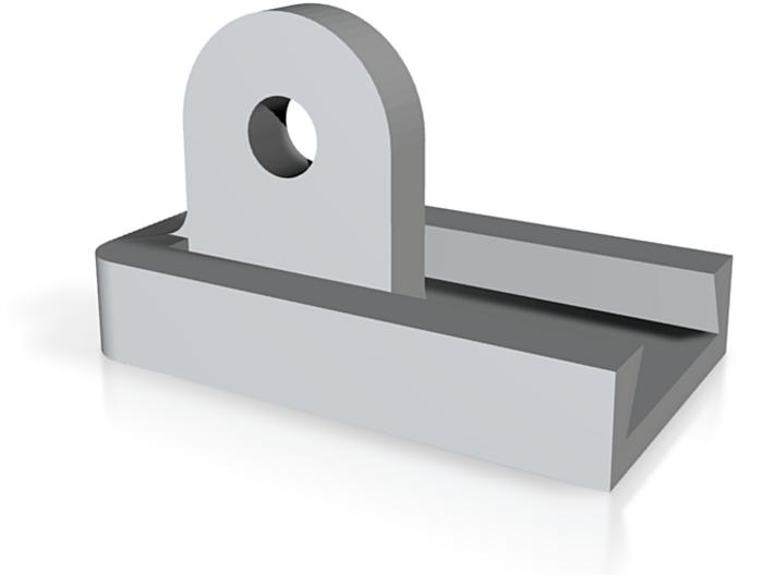 Controller desk mount Part 2 3d printed
