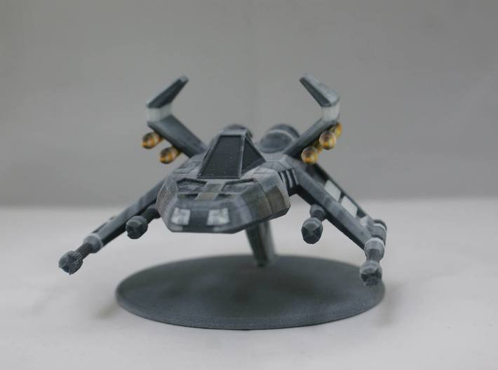Pyro-GX - Descent - 100mm 3d printed