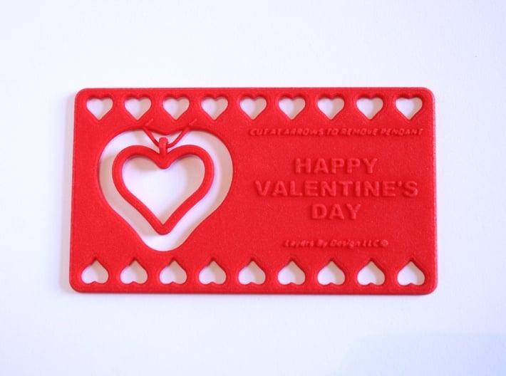 My 3D Printed Valentine 3d printed
