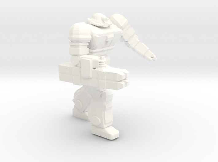 Viking Heavy Pose 3 3d printed