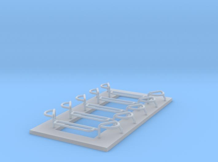 Astabweiser für ZCab Dachaubau 3d printed