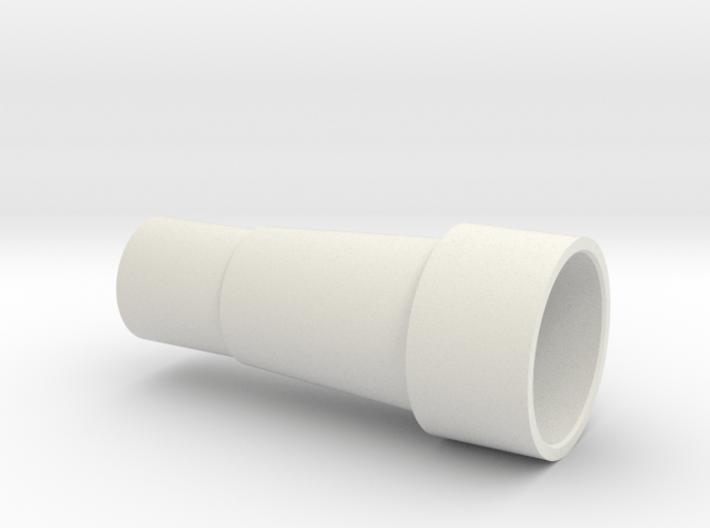 Exhaust Port Coupler Am6 3d printed