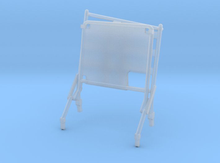 02D-LRV - Open Right Seat 3d printed