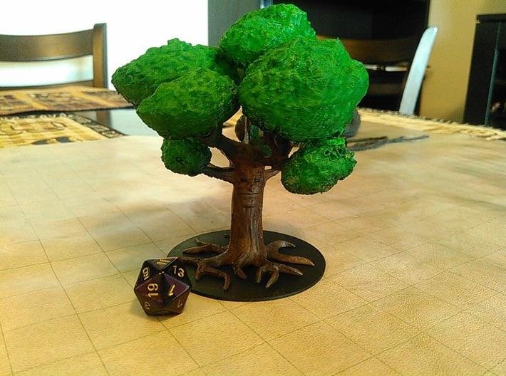 Awakened Tree 3d printed