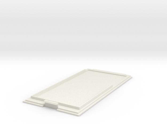 Amiga 1200 Trapdoor 3d printed