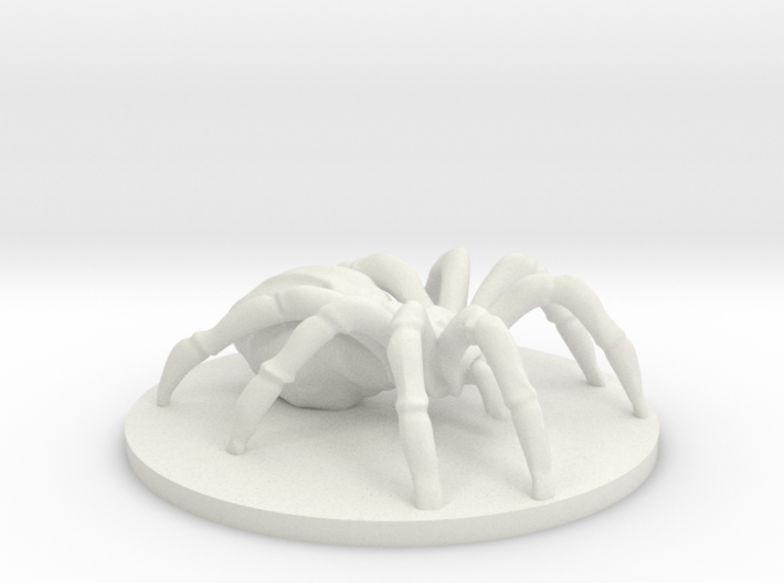 Phase Spider 3d printed