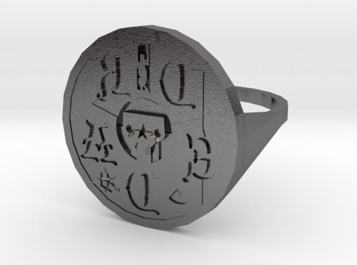 Signet Dread v01 M 3d printed