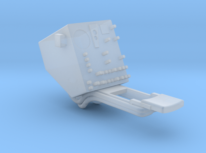 04A-LRV - Control Display 2 3d printed