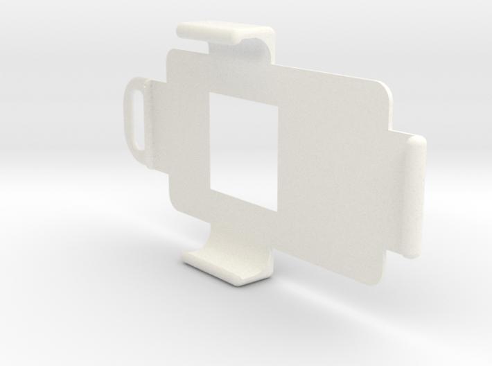 Renault Kadjar Key Holder / Keychain support 3d printed