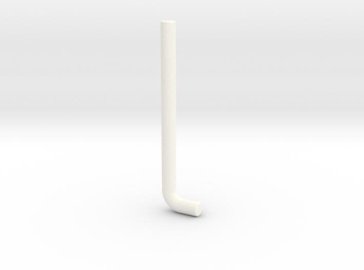 PRHI Micro Display Rod 3d printed