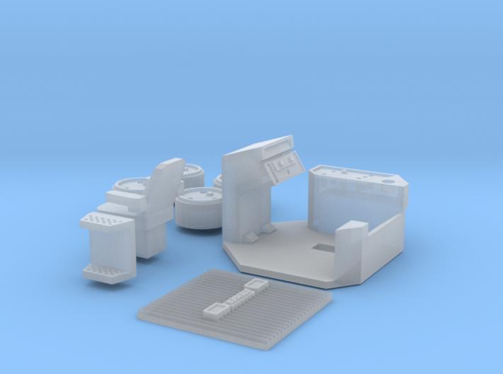 1/64 Case IH 9370 Detail Kit 3d printed