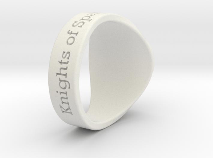 Auperball Tuned Ring Season 1 3d printed
