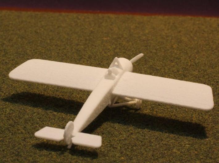 Fokker A.III (various scales) 3d printed 1:144 Fokker A.III
