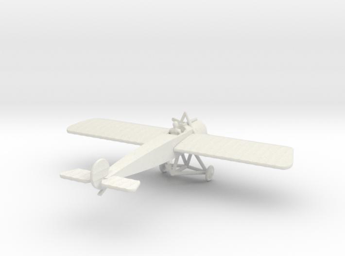 Fokker E.I 3d printed 1:144 Fokker E.I