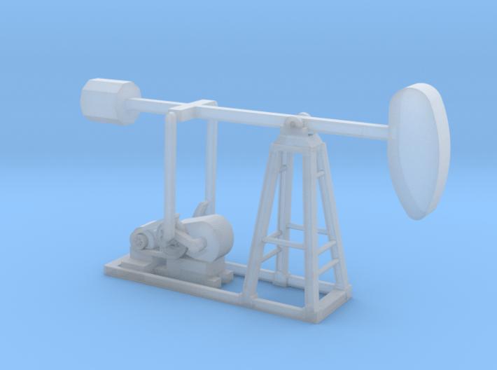 Horsehead Pump - N 160:1 Scale 3d printed