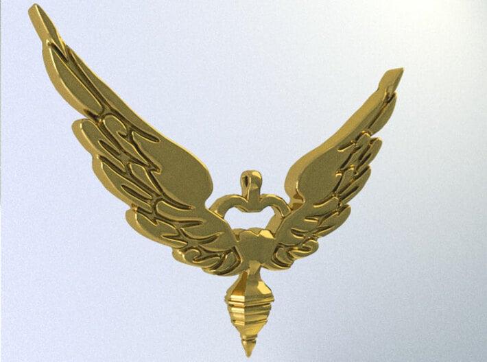 wings 3d printed