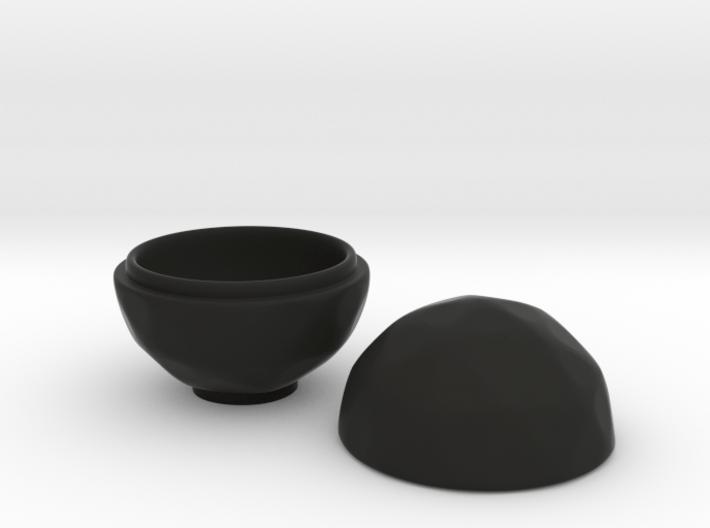 Icono Tea Container 3d printed