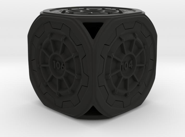 Vault Dice 3d printed