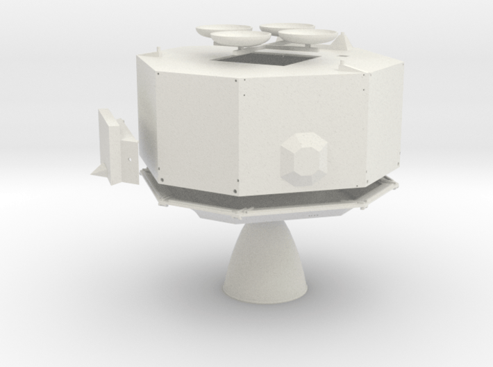 A10 to 14-WSF-Descent Stage-closed MESA 3d printed