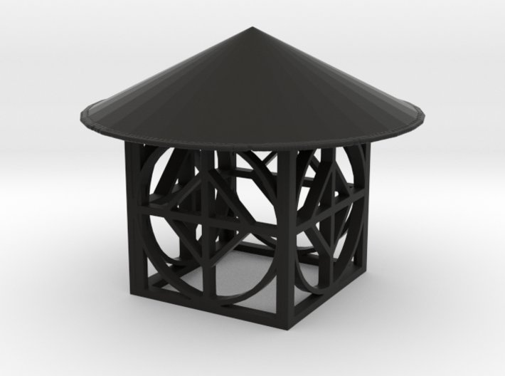 Lighting shadow creator 3d printed
