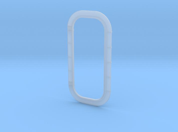 1/45 Ship Door Frame 3d printed