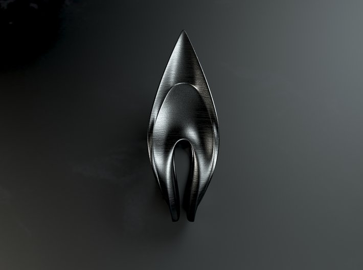 Ring -Drop- Harmony Collection 3d printed