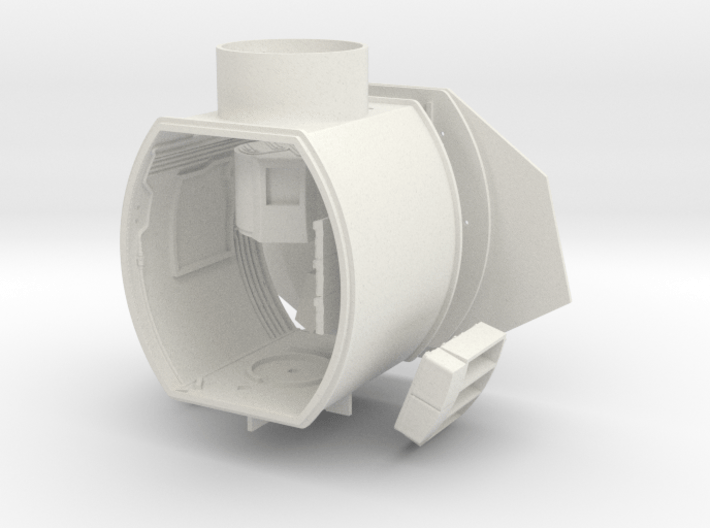 A05 to 14-WSF-Interior 3d printed