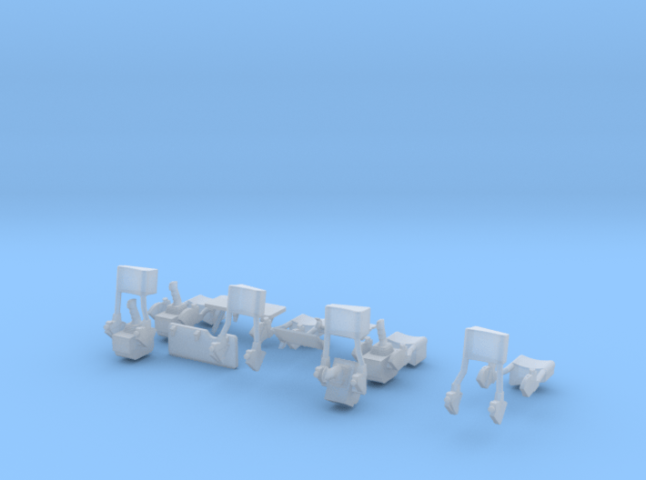 A05 To 17-FUD-FS Tables & Armrests 3d printed