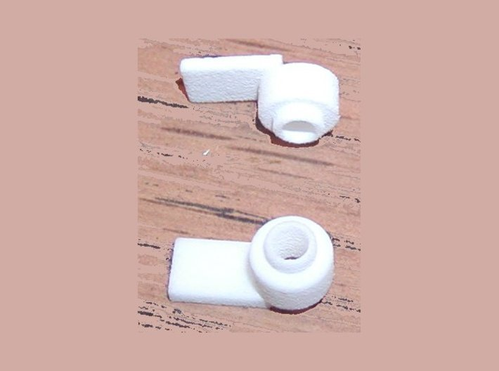 Truck adaptor for Walthers trucks 3d printed