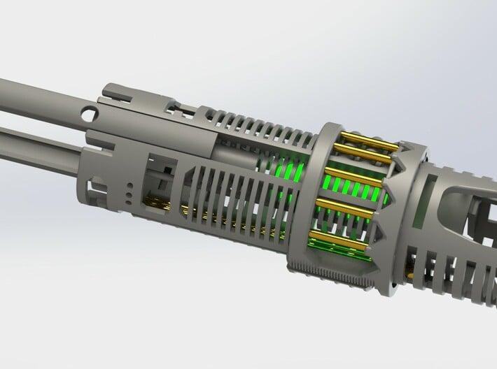 ASK-SHIEN-I2 - NWX Ahsoka large NEC kit 3d printed