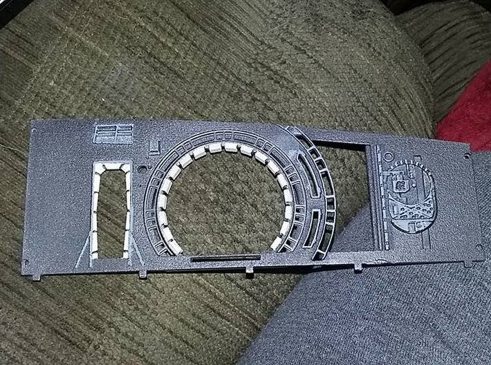 ESB Port Side Wall for DeAgo Falcon 1 of 2 3d printed