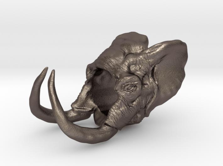 Elephant Size 10 3d printed