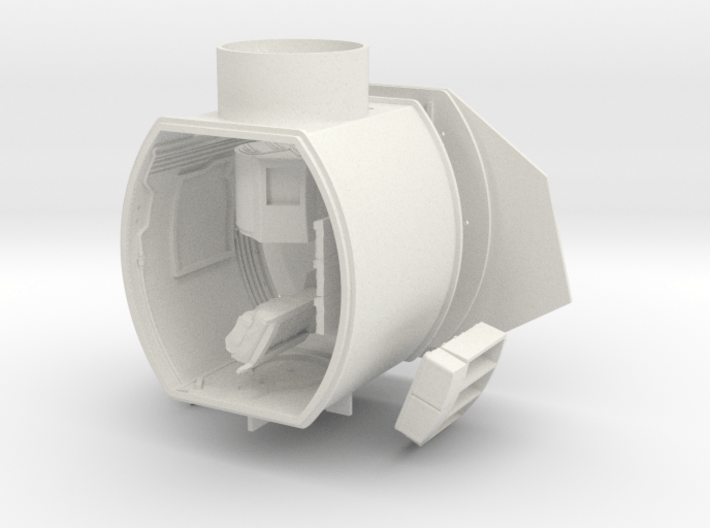 A15 To 17-WSF-Interior 3d printed