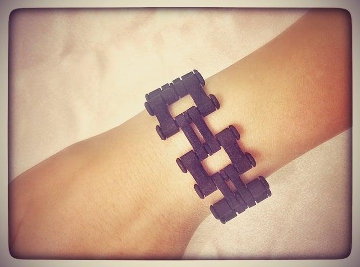 Chain Link Bracelet 3d printed