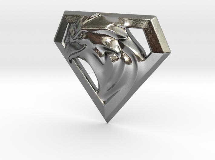 Eagle(Emblem) 3d printed