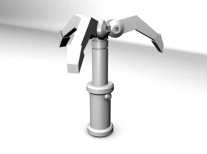 10 grappling hooks 3d printed Open grappling hook
